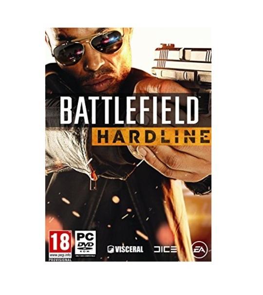 Pc Battlefield Hardline standard