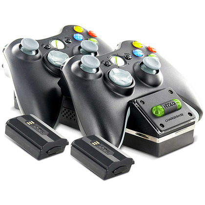 Nyko Xb360 Dual Charge Base for 2 Controller