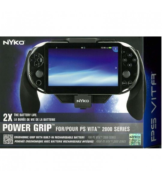 Nyko Ps Vita 2000 Power Grip