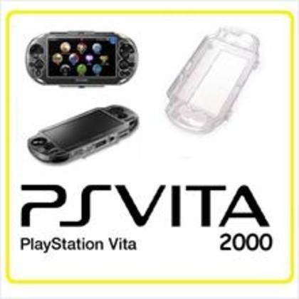 PS VITA 2000 CRYSTAL CASE