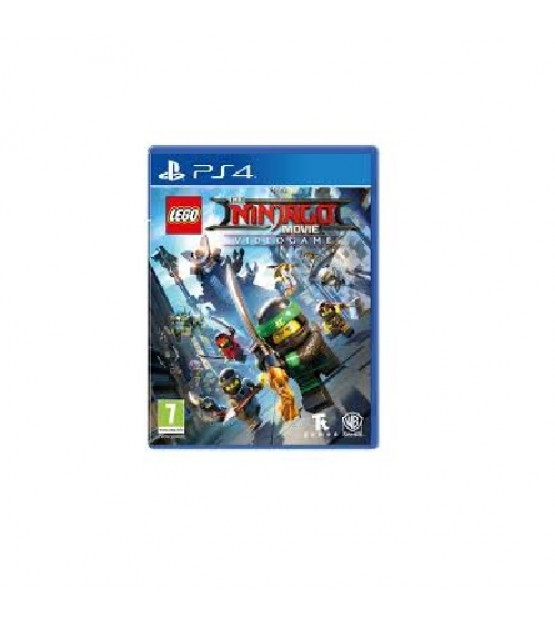 Ps4 Lego Ninjago Movie R3 With Official Water Bottle