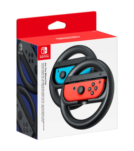 Nintendo Switch Joy-Con Wheel (Set Of 2) Original