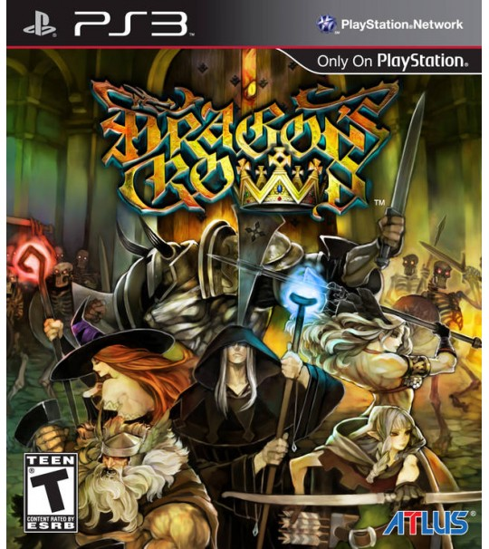 PS3 Dragon Crown Asia r3