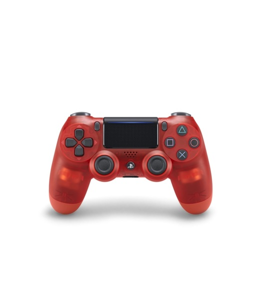 Ps4 Dual Shock 4 Wireless Controller Crystal Red 2.0