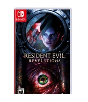 SWITCH RESIDENT EVIL REVELATION COLLECTION