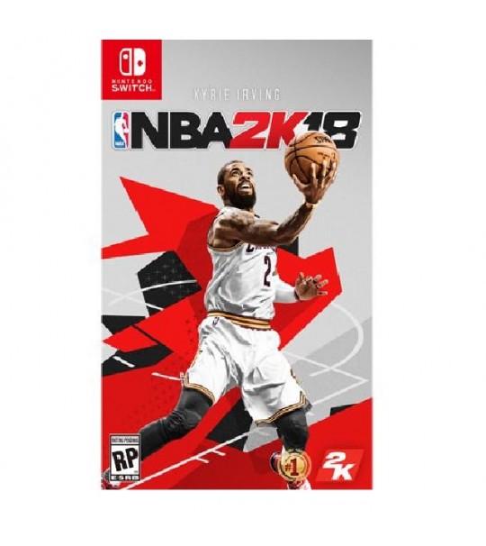 Switch NBA 2K18 English