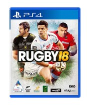 PS4 RUGBY 18 R2