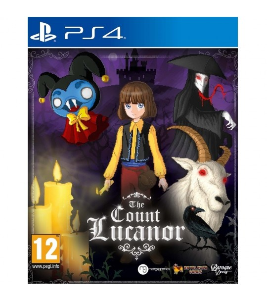PS4 THE COUNT LUCANOR R2