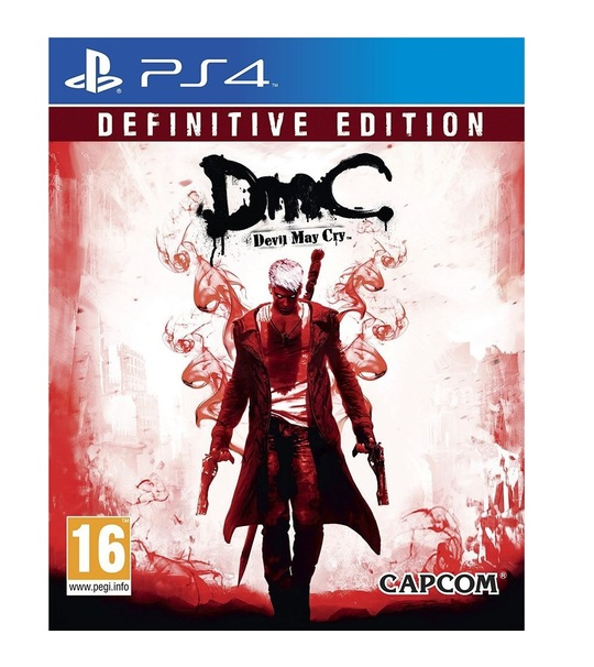 PS4 DEVIL MAY CRY DEFINITIVE ED R2
