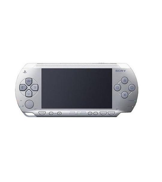 Sony Psp 1000 Silver Full Offer Bundle