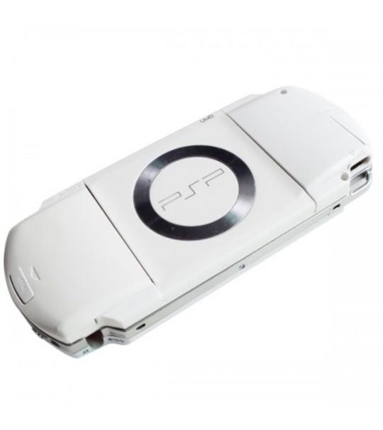 Sony Psp 1000 White Full Offer Bundle