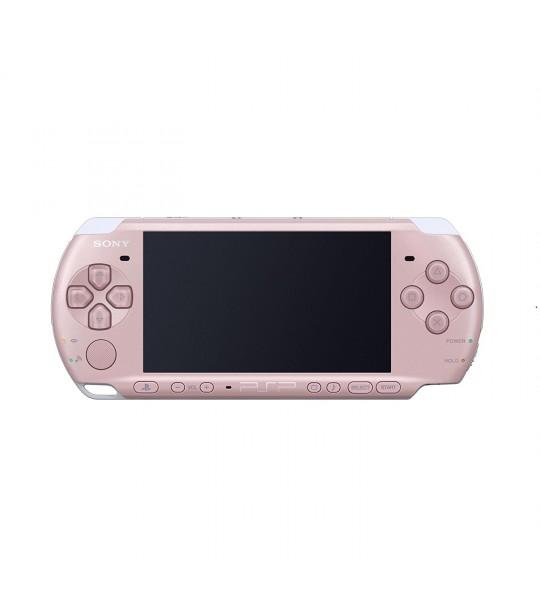 Sony Psp 2000 Rose Pink Full Offer Bundle
