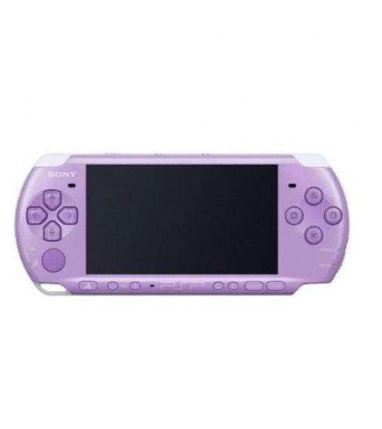 Sony Psp 2000 Lavender Purple Full Offer Bundle