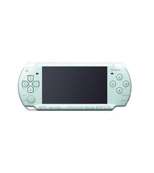 Sony Psp 2000 Mint Green Full Offer Bundle