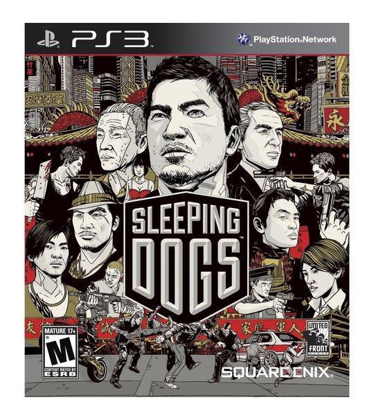 PS3 SLEEPING DOGS - R2
