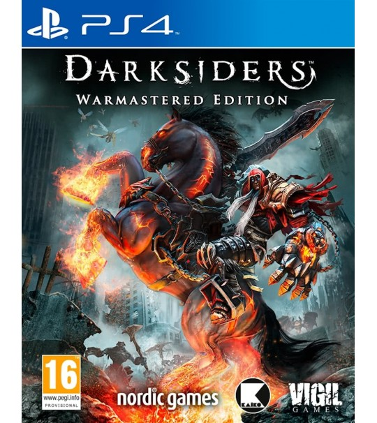 PS4 DARKSIDERS : WARMASTERED EDITION - ALL
