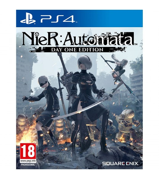 PS4 NIER AUTOMATA - ALL