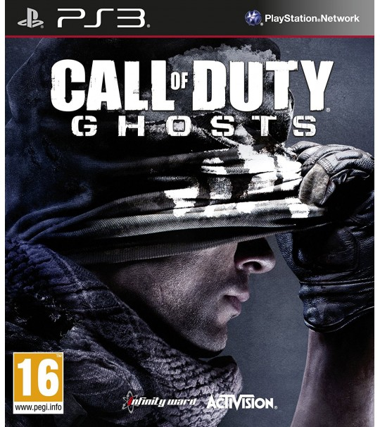 PS3 CALL OF DUTY GHOSTS - R2