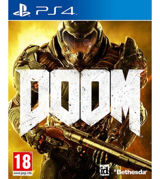 PS4 Doom - R3