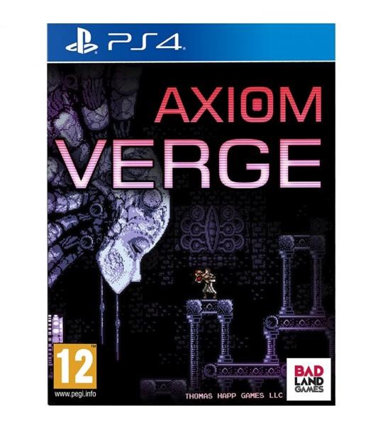 PS4 AXIOM VERGE - ALL