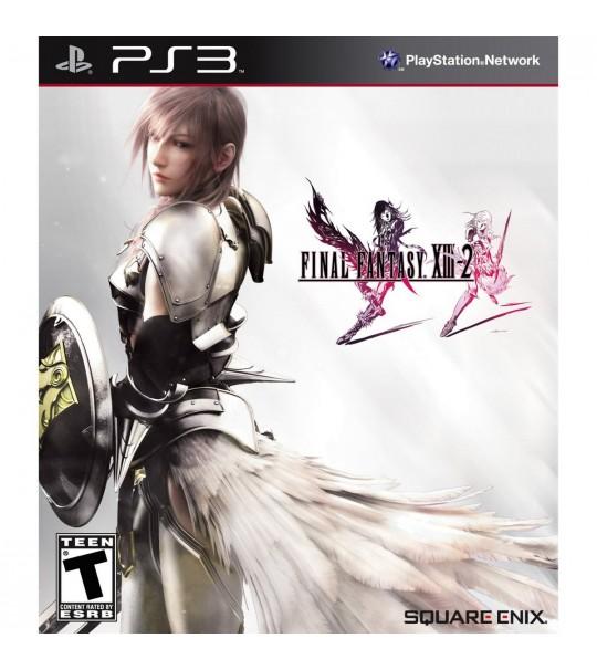 PS3 FINAL FANTASY XIII-2 - R2