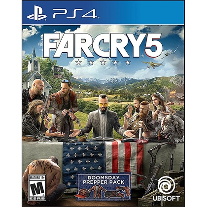 PS4 FAR CRY 5 STANDARD EDITION R3