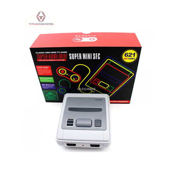 Super HDMI MINI Super MINI SFC BUILT-IN 621 Classic HD GAME