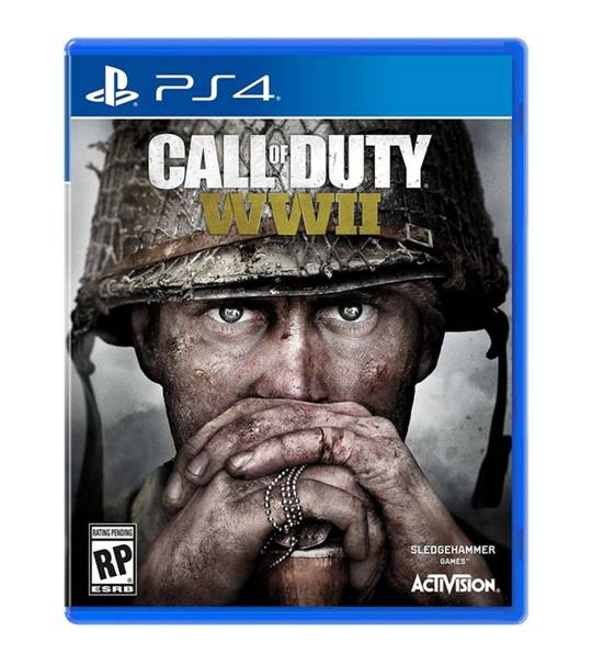 PS4 CALL OF DUTY WWII R2