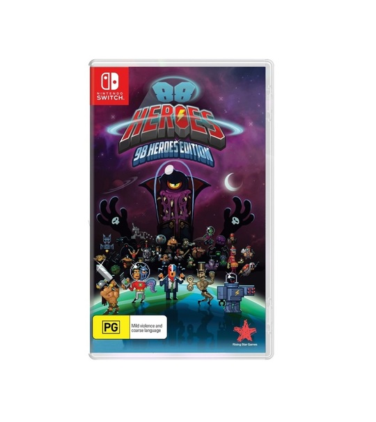 NINTENDO SWITCH 88 HEROES: 98 HEROES EDITION