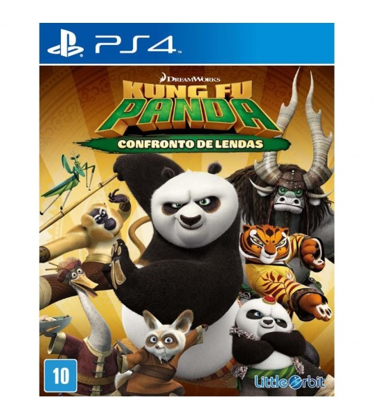 PS4 KUNGFU PANDA SHOWDOWN OF LEGENDARY LEGENDS R2
