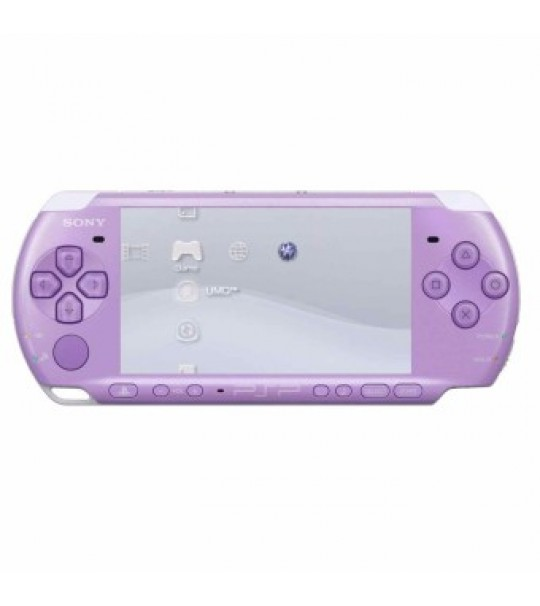 Sony Psp 3006 Slim & Lite -Radiant Purple Full Offer Bundle