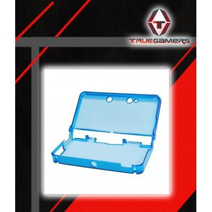 3DS Crystal Case - (Blue Color)