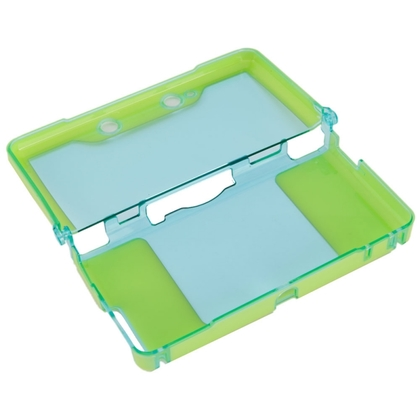3DS Crystal Case - (Green Color)
