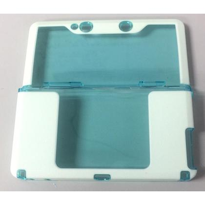 3DS Crystal Case - (White Color)