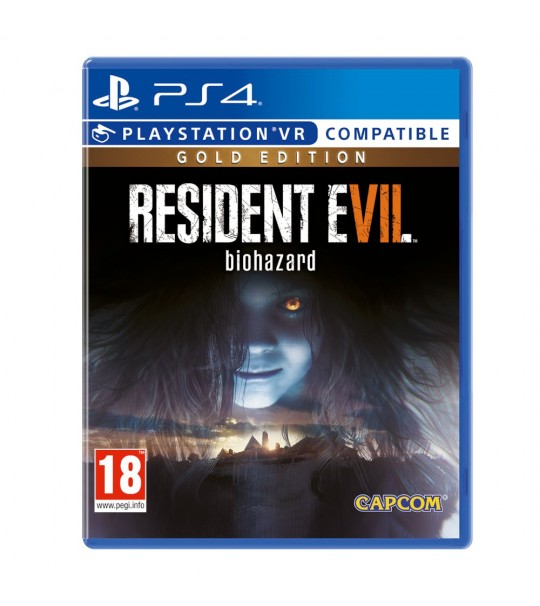PS4 RESIDENT EVIL 7 GOLD EDITION R2