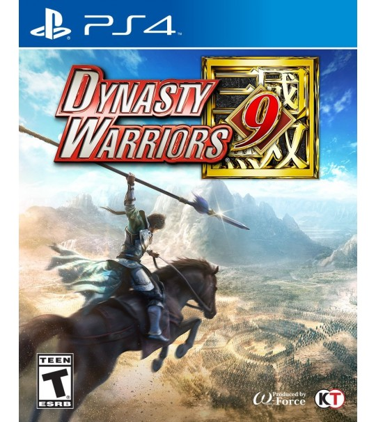 Ps4 Dynasty Warriors 9 Chinese R3