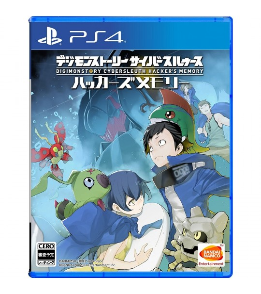 PS4 DIGIMON STORY CYBER SLEUTH HACKER MEMORY - R2