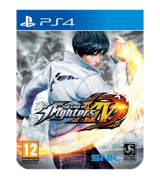 PS4 THE KING OF FIGHTER XIV DAY ONE EDITION - R2