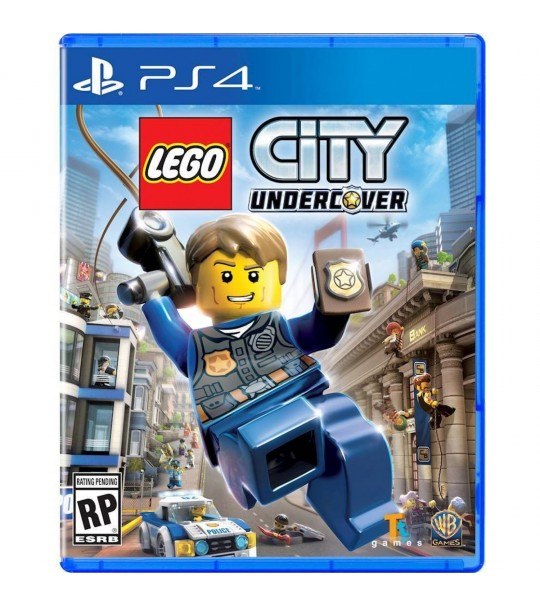 PS4 LEGO CITY UNDERCOVER - R3ENG/CHN