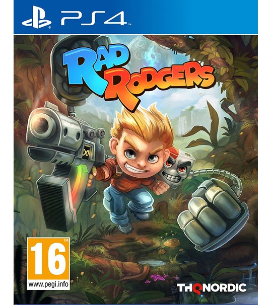 PS4 RAD RODGERS - R2