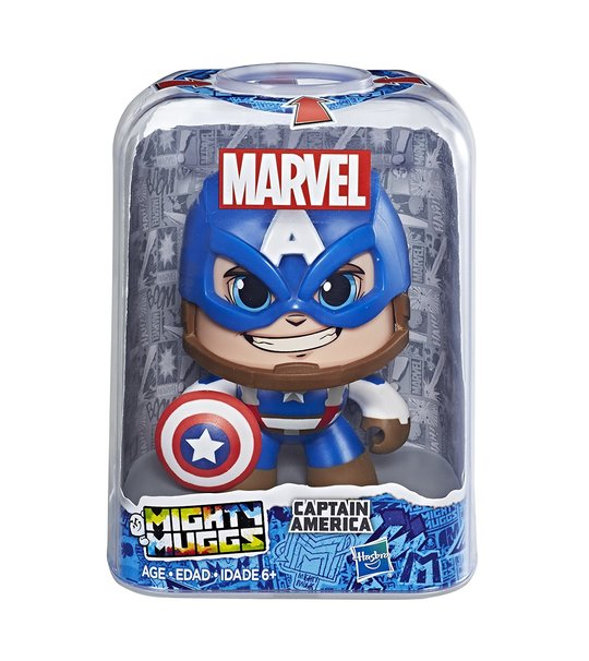 MARVEL MIGHTY MUGGS CAPTAIN AMERICA (01)