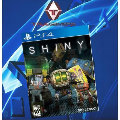 PS4 SHINY R2