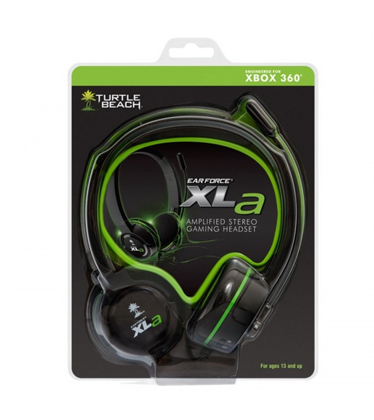 Turtle Beach Ear Force XLA Amplified Stereo Gaming Headset