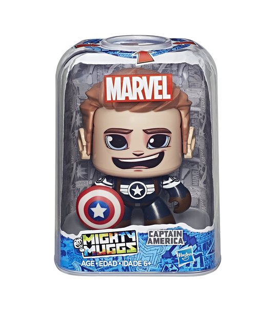 MARVEL MIGHTY MUGGS CAPTAIN AMERICA (10)