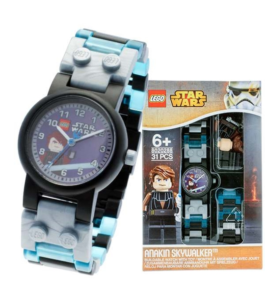 LEGO KIDS MINI FIGURE WATCH ANAKIN SKYWALKER (8020288)