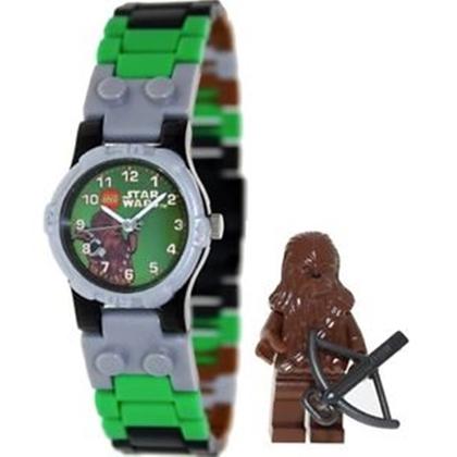 LEGO KIDS MINI FIGURE WATCH CHEWBACCA (8020370)