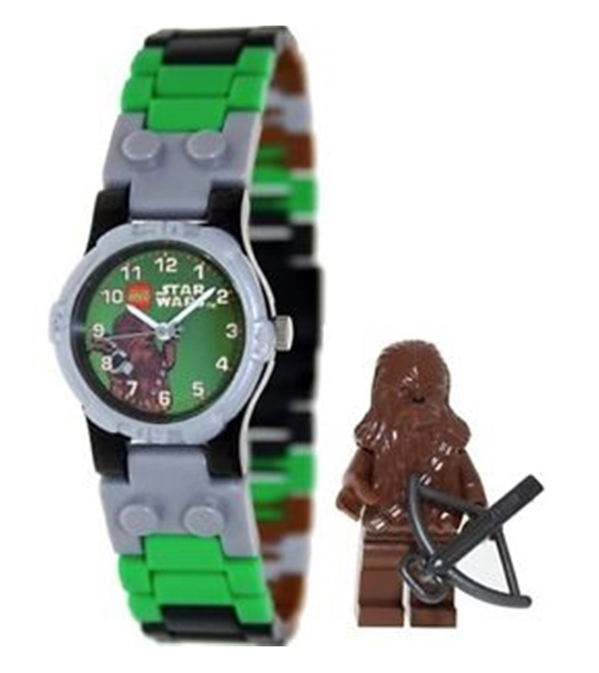 LEGO KIDS MINI FIGURE WATCH CHEWBACCA (8020370)