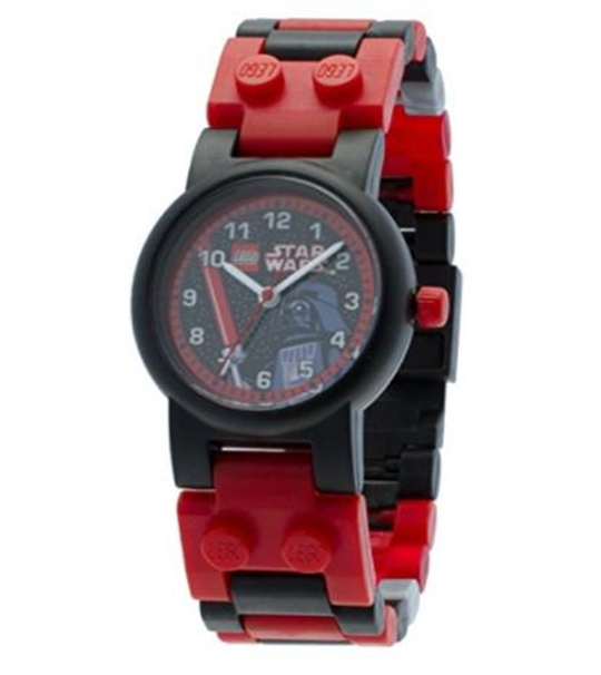 LEGO KIDS MINI FIGURE WATCH DARTH VADER (8020301)