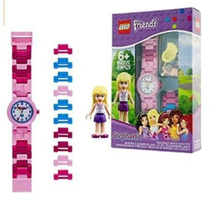 LEGO KIDS MINI FIGURE WATCH FRIENDS STEPHANIE (8020172)
