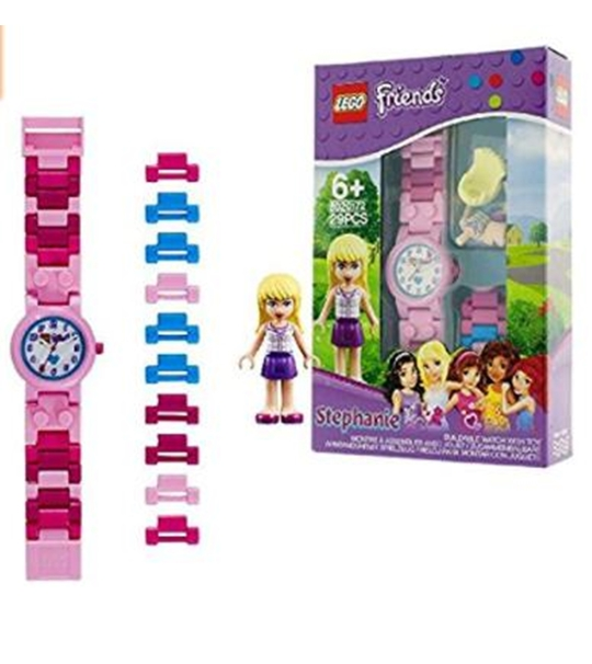 LEGO KIDS MINI FIGURE WATCH FRIENDS STEPHANIE (8020172)